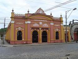 Theatro Municipal.