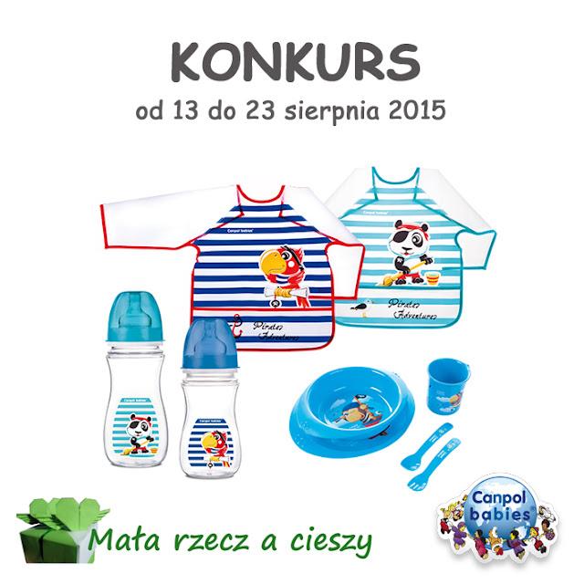 Konkurs z Canpol babies / Wyniki