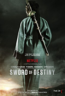 Nonton Crouching Tiger, Hidden Dragon: Sword of Destiny sub indo