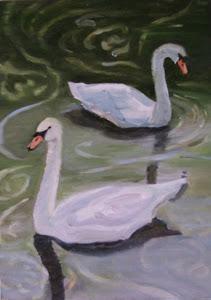 Swan Brocade