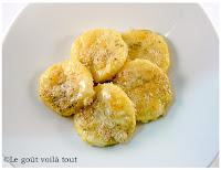 Gnocchi de semoule gratinés aux quatre fromages