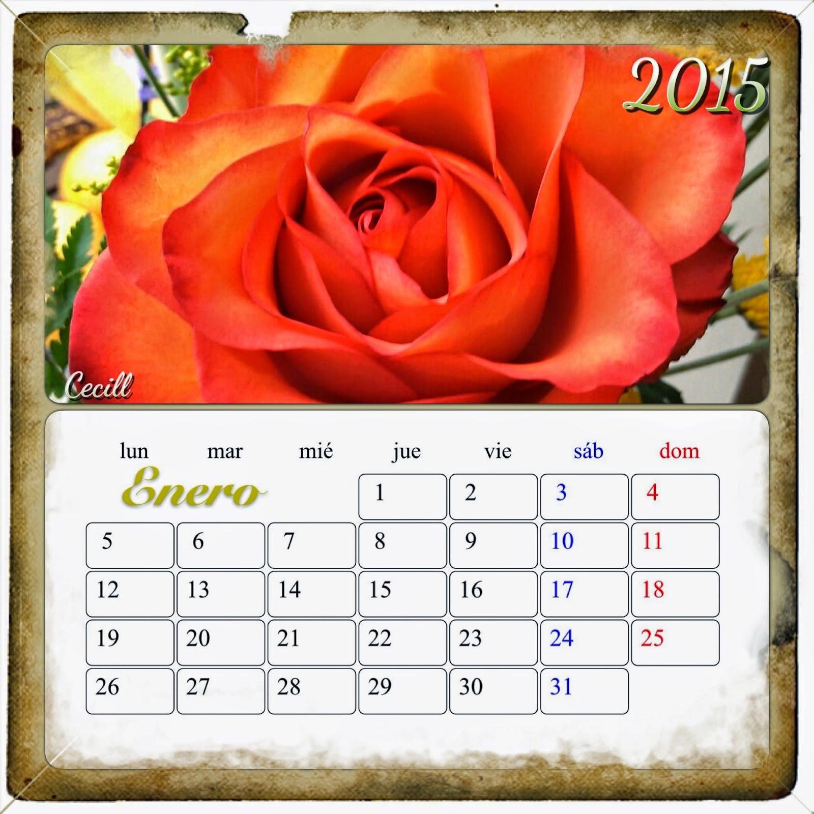 Imagenes De Calendarios 2015