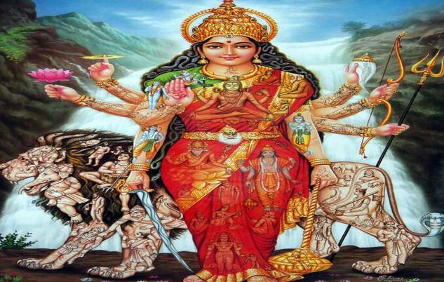 Durga ka Tisra Svaroop Maa Chandraghanta