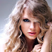 Taylor Swift Soft Curly Hairstyles 2012