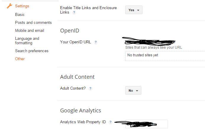 Blogger Perlu Guna Google Analytics