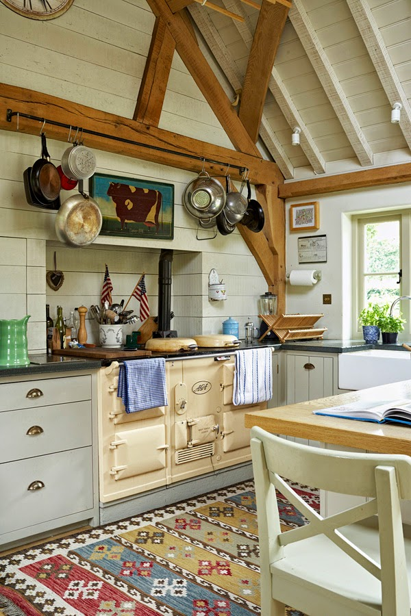 Decor inspiration english country house cool chic for English country cottage kitchen