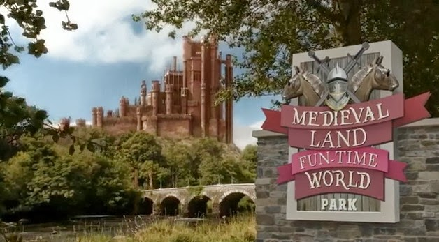 medieval land parodia juego de tronos - Juego de Tronos en los siete reinos