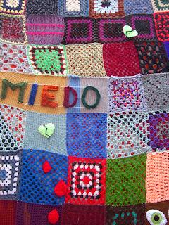 Ganchillo Urban Knitting Zaragoza Calle Libertad Adornos de ganchillo