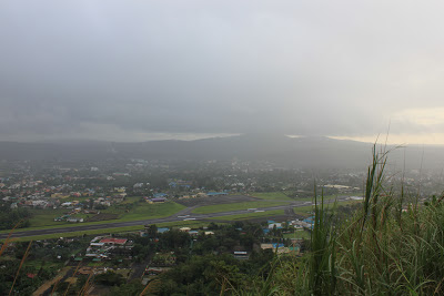 Legazpi City View from Lignon Nature Park