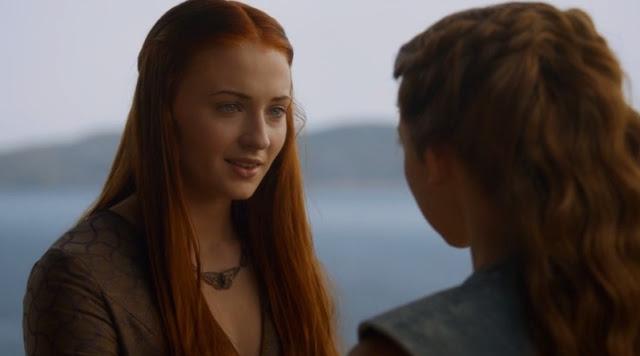 Sansa y Margaery - Juego de Tronos en los siete reinos