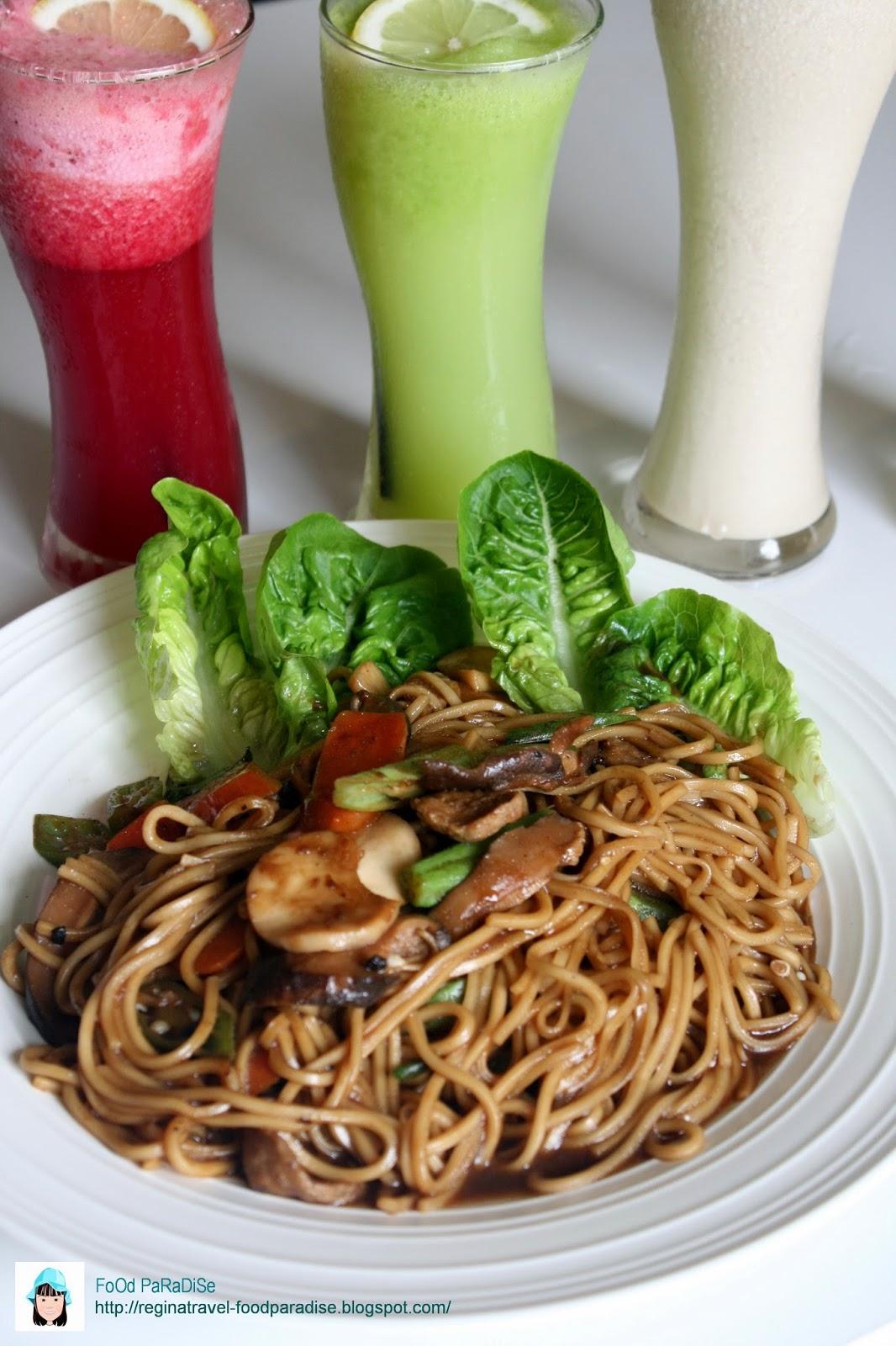 Coya Healthy Cuisine (古雅料理)