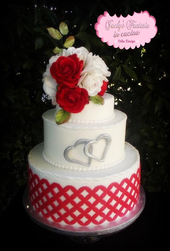 Cake matrimonio