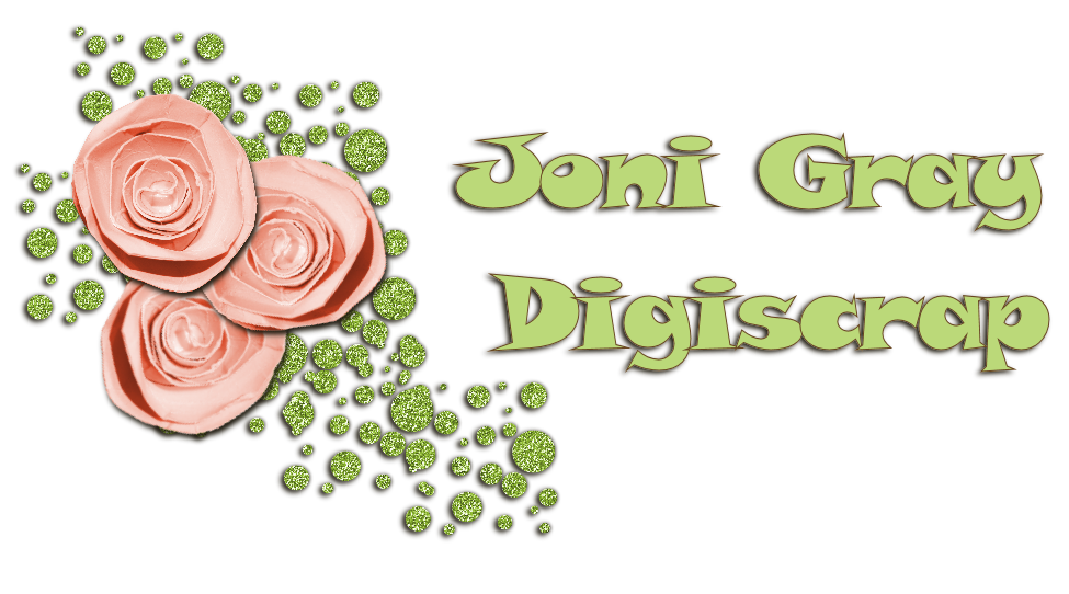 Joni Gray Digiscrap