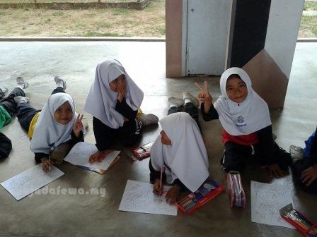 aktiviti ipgkkb, kokurikulum, ahli bulan sabit merah malaysia, pbsm, bsmm