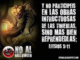 DILE NO A HALLOWEEN