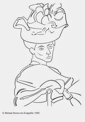 Kinderarten incontri d 39 arte matisse - Arte celtica colorare le pagine da colorare ...