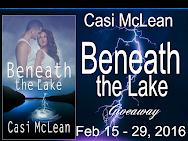 Casi McLean's Beneath the Lake Blitz