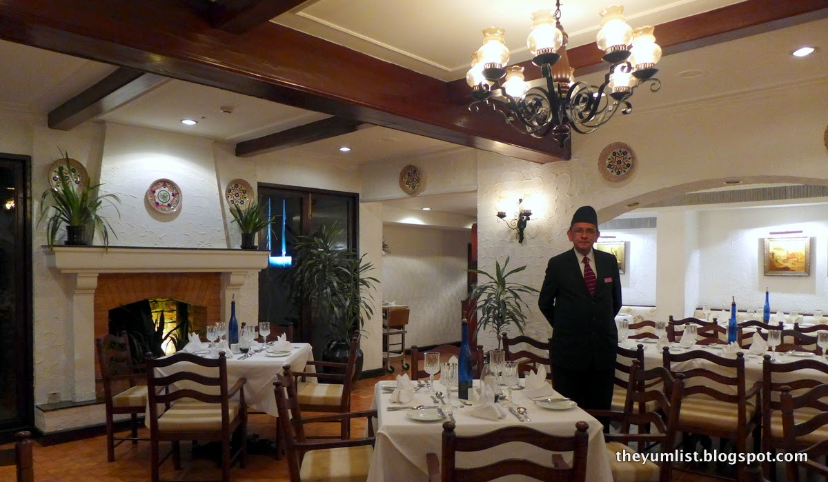 Al Fresco, Italian Restaurant, Crowne Plaza Kathmandu-Soaltee