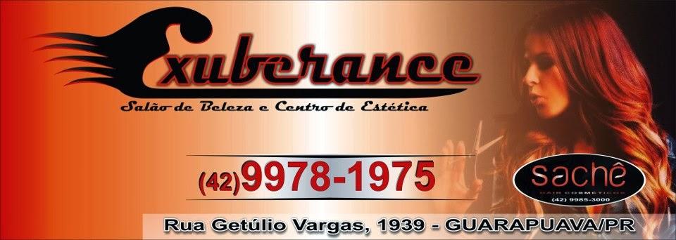 Salão  Exuberance e Centro Técnico Sachê Hair