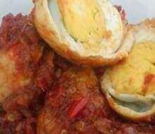 Resep Cara Membuat Telur Bumbu Bali Enak