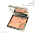 Clarins Opalescence Face & Blush Powder from Opalescence Collection for Spring 2014, Swatches & Comparison