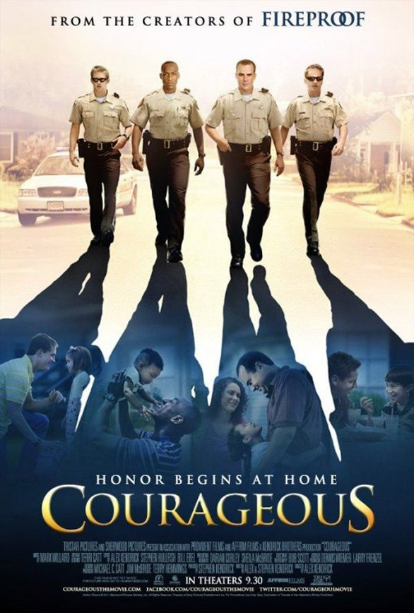 Courageous full movie