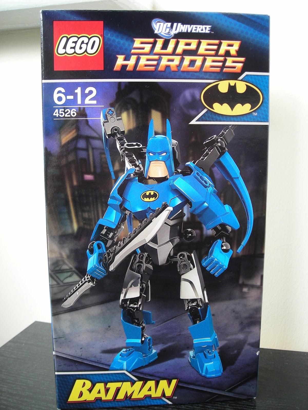 Lego Batman Toys : Toys super hero the toybox lego dc universe