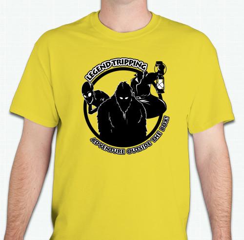 Legend Tripping T-shirts