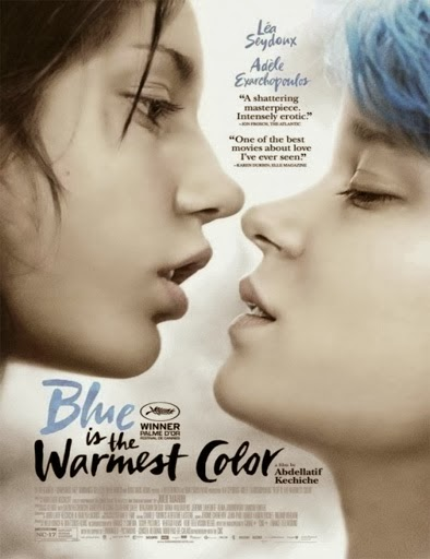 Ver La vie d'Adèle (Blue is the Warmest Color) (La vida de Adele) (2013) Online