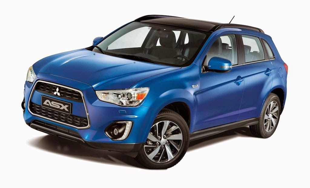 Mitsubishi motors philippines shows off 2015 asx Mitsubishi motors philippines