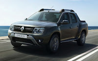 New Renault Duster Oroch Pickup