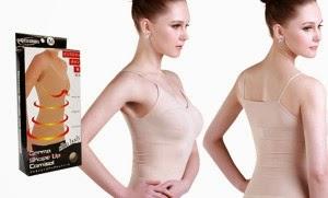 Baju Pelangsing Germa Shape up Camisole Asli Koerset Pelangsing Yang Ampuh
