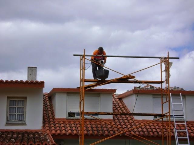Como poner tela asfaltica en tejado cool tela asfltica for Precio mano de obra colocacion tela asfaltica
