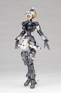 Kaiyodo Revoltech Assemble Borg Nexus Figure