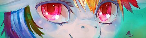 Dash eyes made a new header