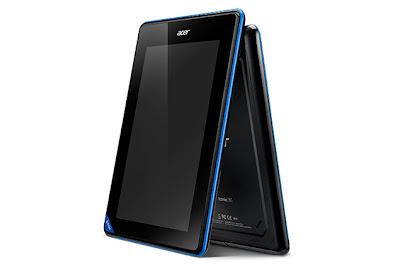 Acer Iconia B1 - Harga Spesifikasi Tablet Android Jelly Bean Dual Core 1 Jutaan - Berita Handphone
