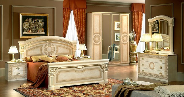 European Bedroom Furniture
