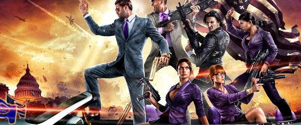 Saints Row 4 Gameplay