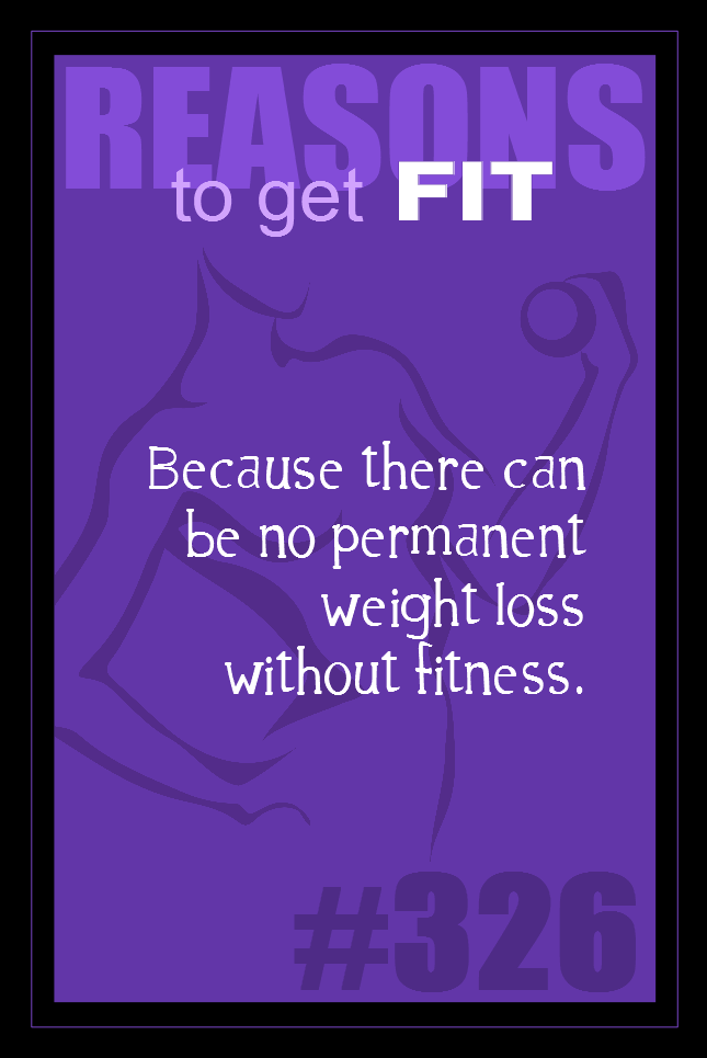 365 Reasons to Get Fit #326