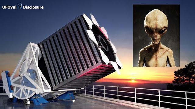 Les astronomes disent recevoir des messages de 234 civilisations extraterrestres