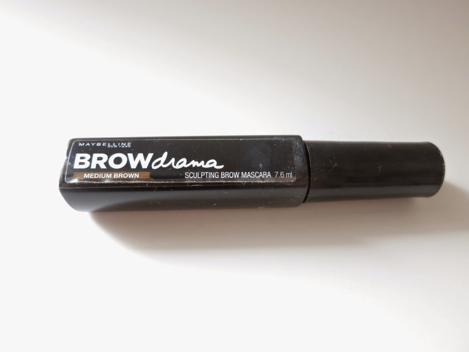 mascara sourcil gemey maybelline