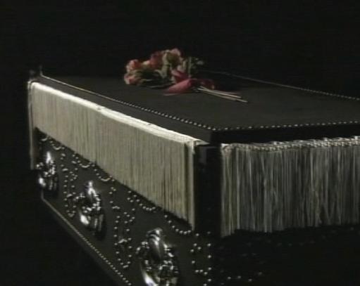 Lincoln's Casket ~