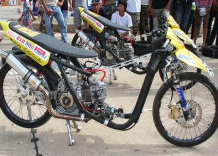 Mio Drag 150cc Drag Mio Sporty Tembus 150
