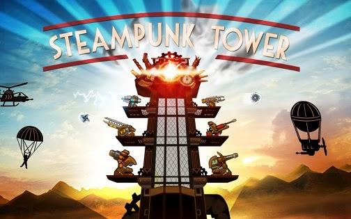 Steampunk Tower MOD APK