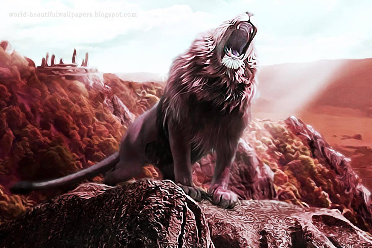 mac lion wallpapers beautiful - photo #29