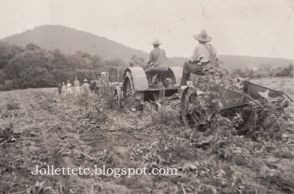 Farming 1940s Rockingham County, VA  http://jollettetc.blogspot.com