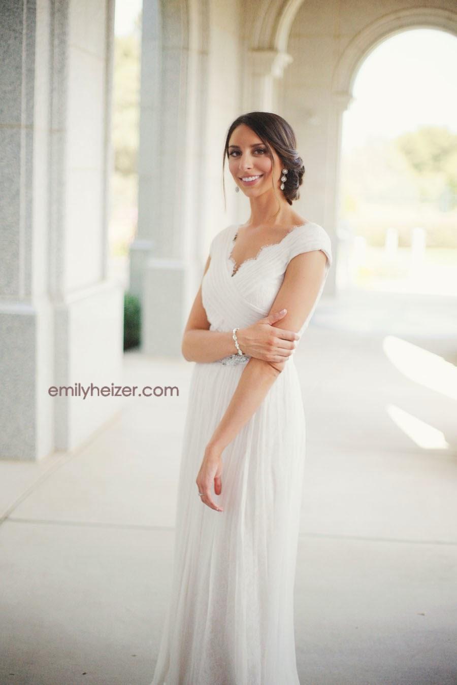 Modest Lds Wedding Dresses 14 Fabulous Sacramento LDS Temple Wedding