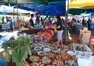 brunei Kuala Belait market