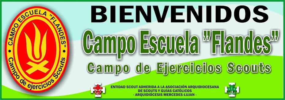 CAMPO ESCUELA FLANDES