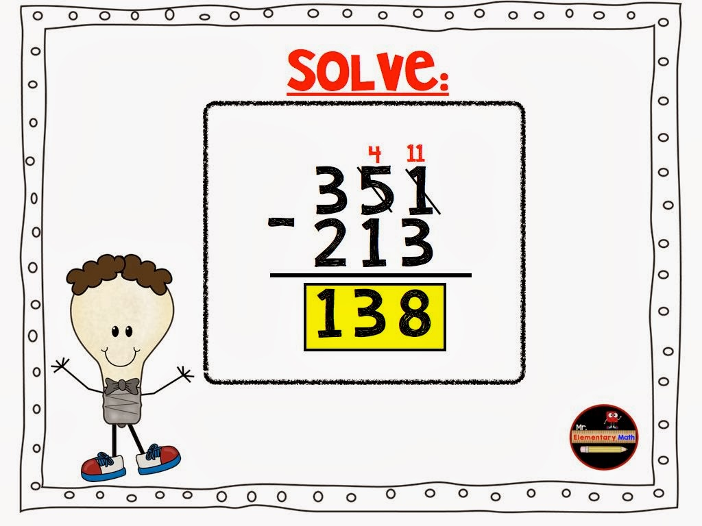 Rethinking the way we teach Subtraction - Mr Elementary Math